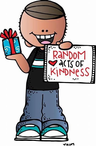 Kindness Melonheadz Clipart Clip Lds Acts Random