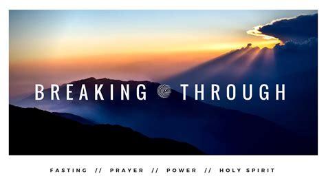 Series: Breaking Through - 2018   Create Church
