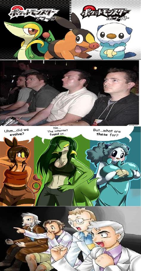 Reaction Guys Pokemon 5th Generation