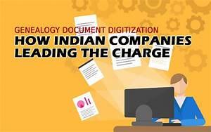 genealogy document digitization how indian companies With document digitization