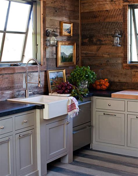 rustic cabin kitchen ideas home quotes theme inspiration rustic cottage style decor ideas