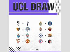 Champions League last 16 draw Man Utd vs Sevilla, Real