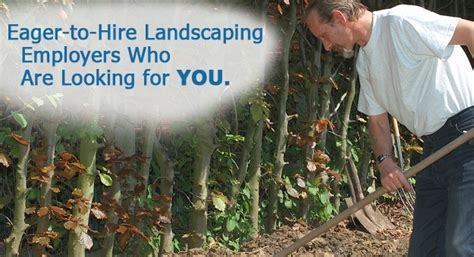 hire landscaper job search career advice hiring resources ihirelandscaping