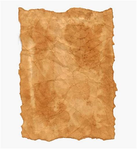 Crumpled Dirty Old Paper Texture Old Paper Texture Png