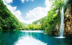Great Beautiful Waterfalls HD Wallpaper | Nature Wallpapers
