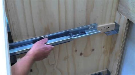 Dresser Drawer Slides Undermount by Tips How To Install Dazzling Undermount Drawer Slides