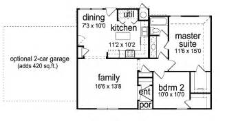 two bedroom home plans 2 bedroom home plans smalltowndjs