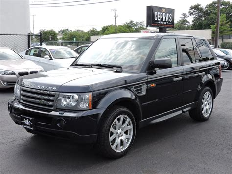 how to sell used cars 2008 land rover range rover windshield wipe control used 2008 land rover range rover sport hse at saugus auto mall