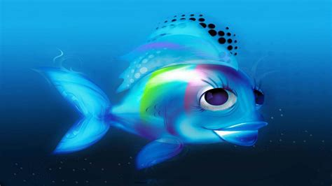 3d Animal Wallpaper 3d Fish Wallpaper - 3d fish wallpaper wallpaper bits