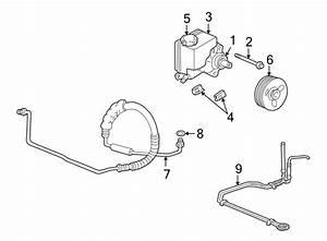 Chevrolet Monte Carlo Power Steering Reservoir