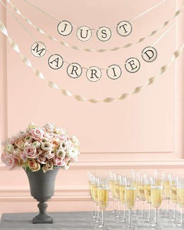 banner template martha stewart weddings
