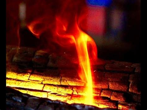 Artificial Flames For Fireplace - special effect