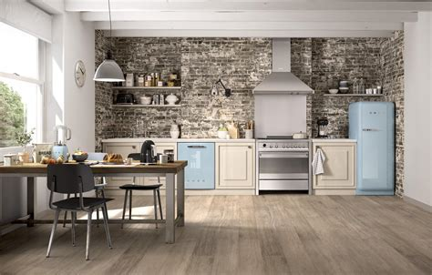 Smeg?s New Portofino Makes Kitchens Alive with Colour