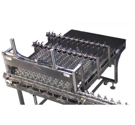 power conveyors indexing loading conveyor  liquid packaging solutions