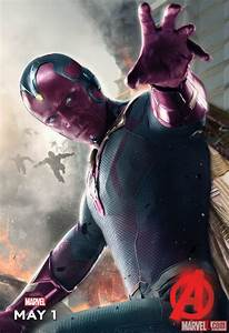 Avengers Age of Ultron Vision Poster Finally Revealed