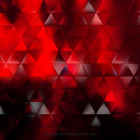 Abstract Black Vector Background by Abstract Black Triangle Background Vector