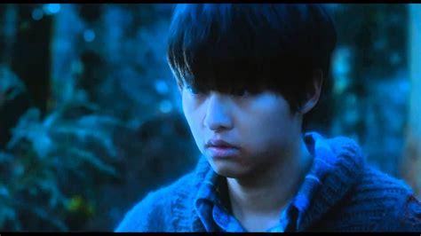 boy werewolf sad scene