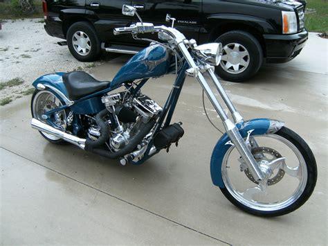 [,900], 2004 Big Dog Motorcycles Chopper Softail Custom