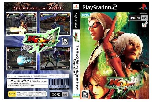 Kof 4 ps2 download :: wasctratorac