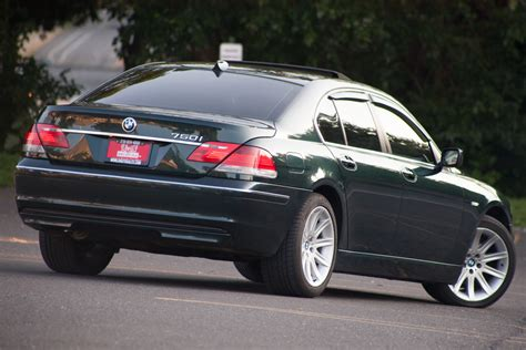 Used 750 Bmw by 2006 Used Bmw 750i For Sale