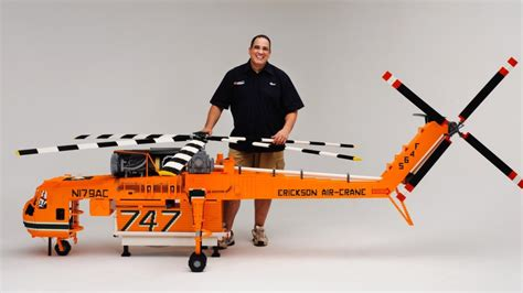 News: Epic LEGO Helicopter is Destroyed - YouTube