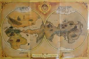 map of map of eternia