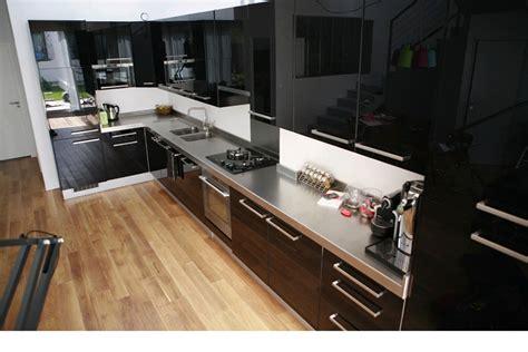 inox cuisine plaque inox pour plan de travail cuisine 20171003063620