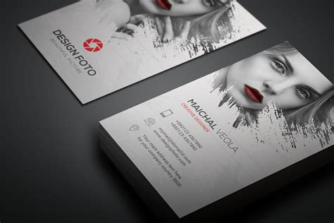 artist business card templates word psd ai examples