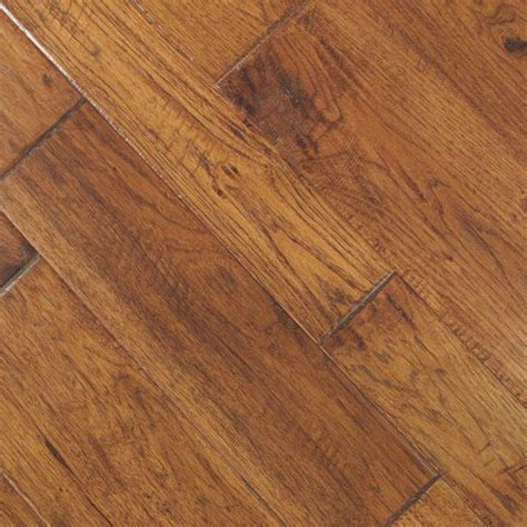 Johnson Hardwood: Tuscan Hickory Handscraped flooring