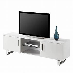 Tv Lowboard Akustikstoff : lowboard wei hochglanz preisvergleich die besten angebote online kaufen ~ Whattoseeinmadrid.com Haus und Dekorationen