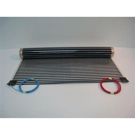 tapis chauffant pour serre tapis chauffant 233 lectrique sud rayonnement ecofilm set 249 w l 300 x l 100 cm leroy merlin