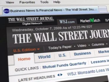 audit bureau of circulation usa wsj tops usa today as most read newspaper cbs
