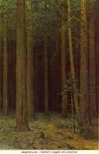 336 best Ivan Shishkin images on Pinterest | Forests ...