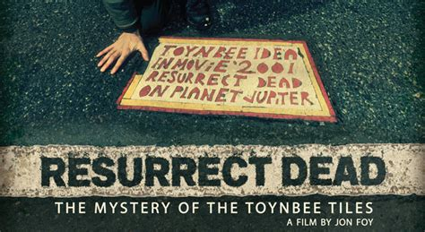 Toynbee Tiles Documentary by Netflix Review Resurrect Dead Review 47 Reviews