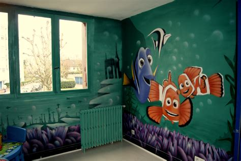 prix chambre hotel disney sony dsc decograffik deco graff fresque