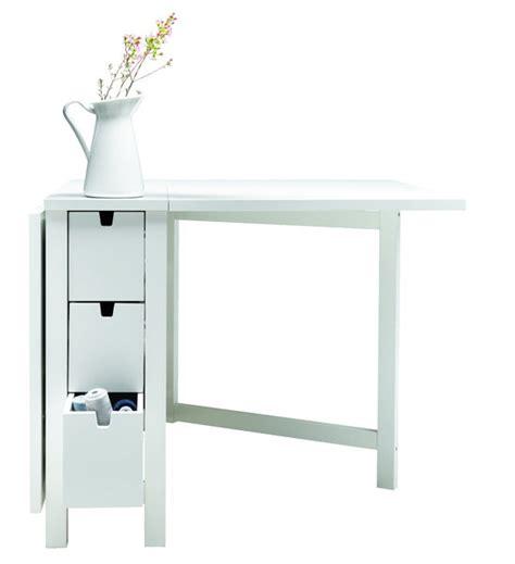 table de cuisine escamotable 10 meubles d appoint pour la cuisine galerie photos d