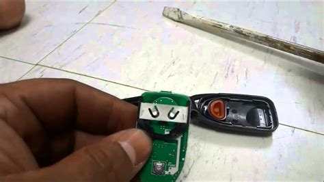 How To Replace A Hyundai Sonata Key Fob Battery (2010-2014