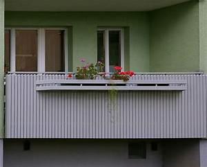 gl0456 balkon verkleidung grau nahe With französischer balkon mit abc design sonnenschirm schwarz