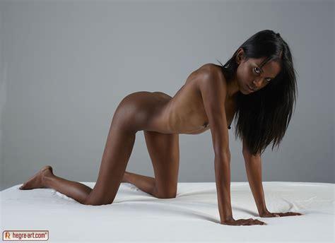 Pinkfineart Valerie Ebony Ass Art From Hegre Art