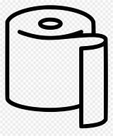 Toilet Paper Clipart Svg Transparent Icon Pinclipart Comments Clip Dlf Pt Vector Pngkey sketch template
