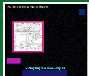 1992 Jeep Cherokee Wiring Diagram  Wiring Diagram 191