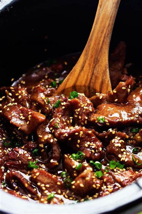 beef korean slow cooker recipes bbq recipe chicken latest crockpot meals bulgogi stew tender critic dinner foods therecipecritic