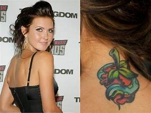 Chic Celebrity Tattoos 2010.