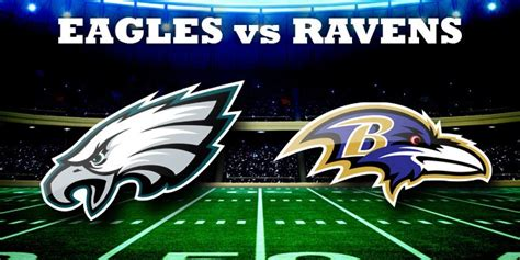 eagles  ravens preview  prediction   sports
