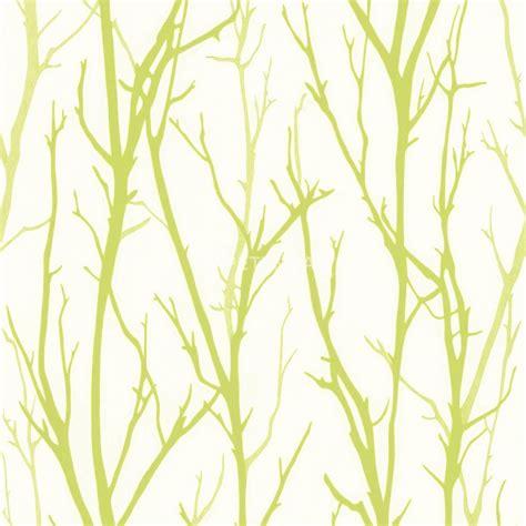 Tapete Grün Weiß by Ein Modernes Muster In Wei 223 Gr 252 N Zeigt Die Vliestapete