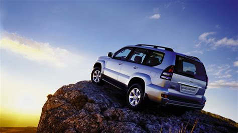 Toyota Land Cruiser Backgrounds by Toyota Land Cruiser Prado Mountain Jeep Wallpapers Hd