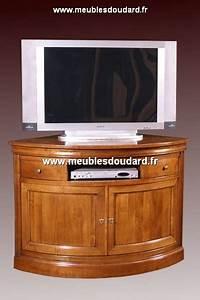 Meuble Tv En Coin : meuble tv d 39 angle meuble t l de coin meuble tv louis ~ Teatrodelosmanantiales.com Idées de Décoration