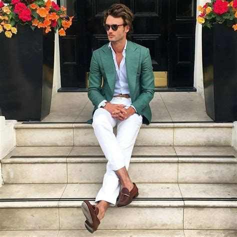 17 Best images about Casual Men | Spring - Summer on Pinterest | Menu0026#39;s outfits Ralph lauren and ...