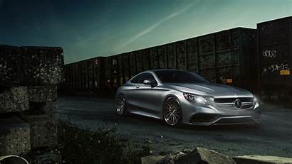 Mercedes Amg Benz Luxury S63 4k Wallpapers