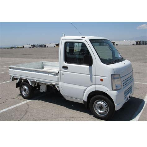 Suzuki Mini Trucks west coast mini trucks 2010 suzuki mini truck stock 1861
